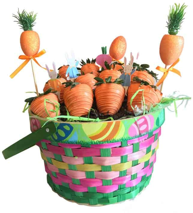 Easter Carrot Patch